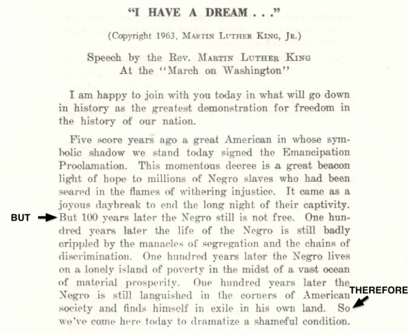 essay on martin luther king jr dream Initiated by the king center in atlanta, the martin luther king, jr papers project is one of only a few large-scale research ventures focusing on an african american.
