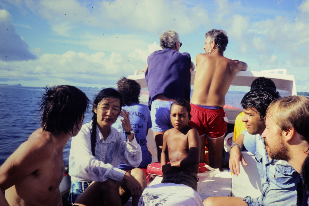 Palau Boat group