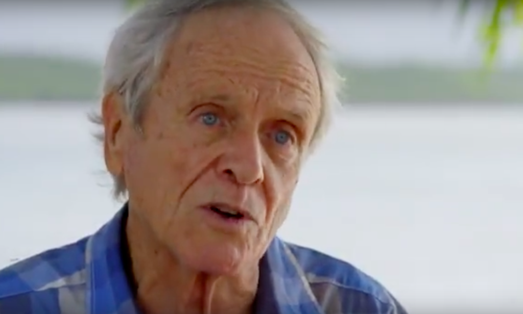 """THE GODFATHER OF CORAL REEFS""!  Charlie Veron, one of my old colleagues from way back, sets the world straight on how his own country is killing their greatest natural resource."